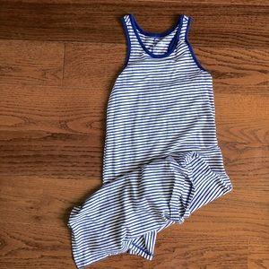 Girls ON Striped Maxi Dress
